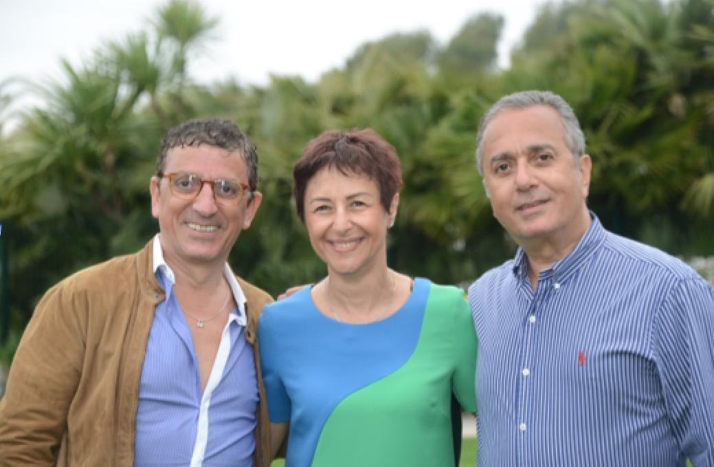 Les fondateurs de Cuisines AvivA