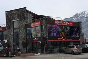 magasin de cuisine à Albertville