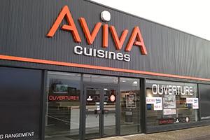 magasin de cuisine à Audincourt