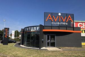 Nantes Sud Franchise Cuisines Aviva