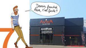 7 nouveaux magasins en France