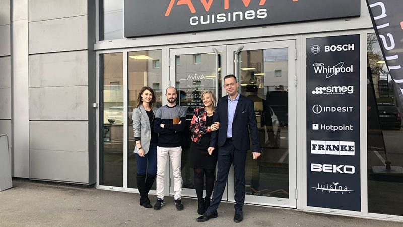 Bilan Les Ouvertures Aviva 2019 Franchise Cuisines Aviva