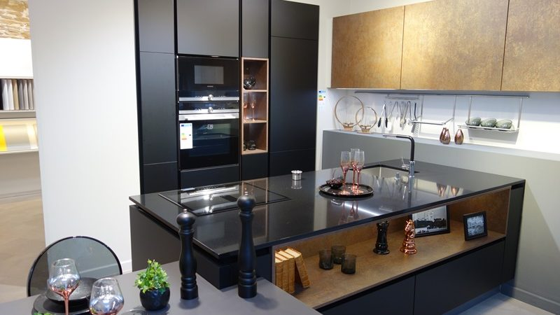 aviva inside le concept centre ville franchise cuisines. Black Bedroom Furniture Sets. Home Design Ideas
